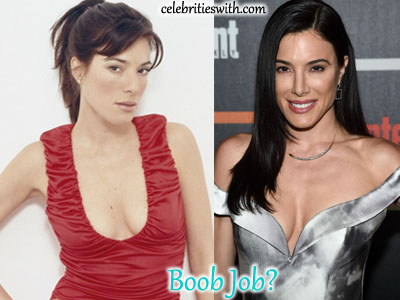 Jaime Murray Boob Job